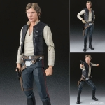 """S.H. Figuarts - Han Solo (A NEW HOPE) """"Star Wars""""(Pre-order)S.H.フィギュアーツ ハンソロ(A NEW HOPE) 『スター・ウォーズ』"""