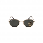 Ray Ban RB3548N 001 hexagonal G-15