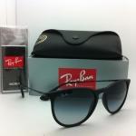 Ray-Ban Erika RB4171 622/8G Black Frame/Gray Gradient Lens