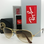 Ray Ban Cockpit RB3362 001/51 Brown Gradient 56/59mm