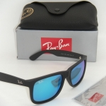 Ray Ban justin rb4165 622/55 Blue mirror