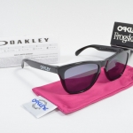 OAKLEY FROGSKINS OO9013 24-306 POLISHED Black Grey
