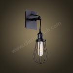 โคมไฟผนังแบบห้อย รุ่น W24 ฟรีหลอด LED (รุ่น T30-125-2)