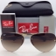 Ray Ban Aviator RB3449 001/13 59mm thumbnail 2