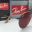 Ray Ban ROUND METAL RB3447 167/2K Demi Gloss Brown / Pink-Violet thumbnail 5