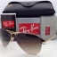 Ray Ban Aviator RB3449 001/13 59mm thumbnail 3
