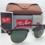 Ray Ban RB3016 W0366 Clubmaster Havana 49/51 mm thumbnail 1