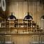 โคมไฟห้อยเพดานLoft Style รุ่น Black Dome (C05) thumbnail 5