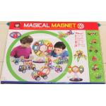 ตัวต่อแม่เหล็กเสริมปัญญา 71 ชิ้น (Magical Magnet)