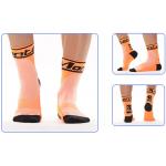ถุงเท้า MONTON 2014 สีส้ม