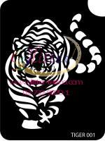 แบบลายเสือ (3) ขนาด 15 x 20 cm