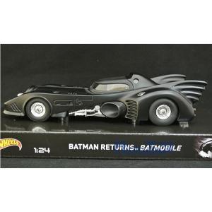 พรีออเดอร์ โมเดลรถ รถ Batman Returns ปี 1989 สเกล 1:24