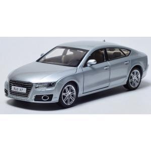 ขาย พรีออเดอร์ รถโมเดล รถเหล็ก มีไฟมีเสียง Audi A7 1:24 สเกล มี โปรโมชั่น