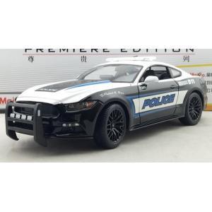 Pre Order โมเดลรถ Ford Mustang 2015 Police 1:18 รุ่นหายาก ขายดี มีโปรโมชั่น