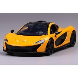 ขาย pre-order โมเดลรถเหล็ก Benz McLaren P1 สีเหลือง 1:24 มี โปรโมชั่น
