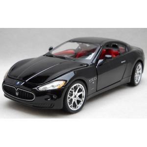 ขาย พรีออเดอร์ โมเดลรถเหล็ก โมเดลรถยนต์ Maserati CEO GT 1:24 ดำ สเกล มี โปรโมชั่น