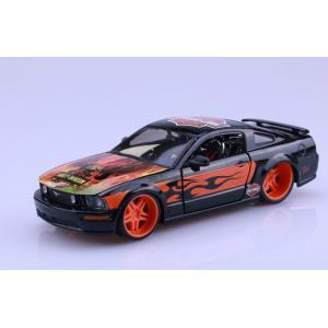 ขาย พรีออเดอร์ โมเดลรถเหล็ก Ford 2006 Mustang 1:24 มีโปรโมชั่น