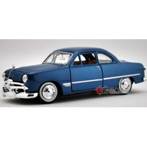 ขาย พรีออเดอร์ โมเดลรถเหล็ก โมเดลรถยนต์ 1949 Ford Coupe 1:24 มี โปรโมชั่น