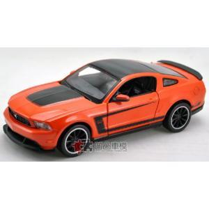 ขาย พรีออเดอร์ โมเดลรถเหล็ก โมเดลรถยนต์ 1:24 Ford Mustang Boss 302