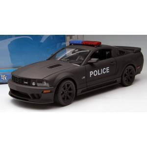 Pre Order โมเดลรถ Ford Saleen S281 1:18 รถตำรวจ รุ่นหายากสุดๆ มีโปรโมชั่น