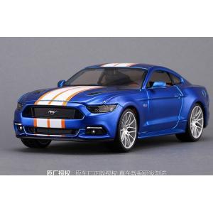ขาย พรีออเดอร์ โมเดลรถเหล็ก Ford 2015 Mustang Modified 1:24 มีโปรโมชั่น