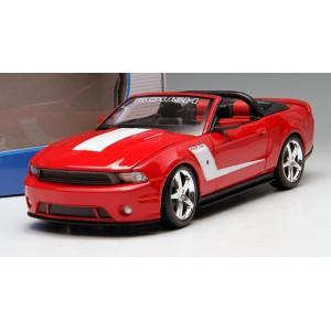Pre Order โมเดลรถ Ford 2010 427R 1:18 สีแดง รุ่นหายากสุดๆ มีโปรโมชั่น