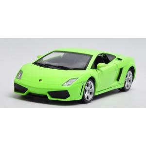 ขาย พรีออเดอร์ โมเดลรถยนต์ Lamborghini Gallardo สีเขียว 1:24 มี โปรโมชั่น