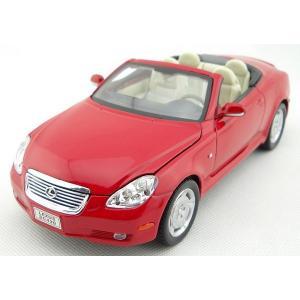 ขาย พรีออเดอร์ โมเดลรถเหล็ก โมเดลรถยนต์ Lexus SC 430 1:24 สเกล มี โปรโมชั่น