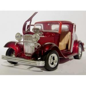 ขาย พรีออเดอร์ โมเดลรถเหล็ก โมเดลรถยนต์ 1932 Ford Coupe 1:24 มี โปรโมชั่น