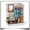 บ้านตุ๊กตาจิ๋ว DIY mini dolls house - มุมปลูกต้นไม้ในบ้าน