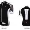 เสื้อปั่นจักรยานแขนสั้น SOUKE สีดำ : CS6503