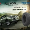 TOYO OPEN COUNTRY A28 245/65-17 เส้น 6400