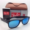 RayBan RB2132 622/17 ฺWayfarer Blue mirror 55mm