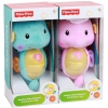 ม้าน้ำกล่อมนอน Fisher-Price สีชมพู (Fisher-Price Ocean Wonders Soothe and Glow Seahorse Pink)