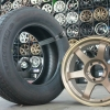TE37 SUV 18+MICHELIN USA 265/60-18 ชุด 31900