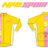 เสื้อปั่นจักรยานแขนยาว LONG LIVE THE KING 2016 : NPD0403