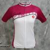 เสื้อปั่นจักรยานผู้หญิงแขนสั้นทีม Castelli เสื้อปั่นจักรยาน 327