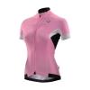 เสื้อปั่นจักรยานผู้หญิงแขนสั้น Monton สีชมพู Pro Mysitc Mind Pink Women Cycling Jersey : 114111019