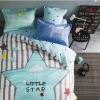 ผ้าปูที่นอน ลาย สวยสวย รูปดาว