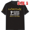 T-SHIRT : OVERTONE 1st YEAR(SIZE : S)
