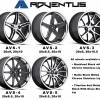 ADVENTUS forged AVS1 ขอบ20