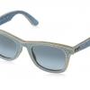 Ray Ban RB2140 11644M Wayfarer Denim light blue/blue gradient