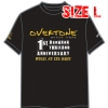 T-SHIRT : OVERTONE 1st YEAR(SIZE : L)