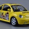 ขาย พรีออเดอร์ โมเดลรถเหล็ก โมเดลรถยนต์ VW QQ 1:24 สเกล มี โปรโมชั่น