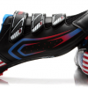 รองเท้าปั่นจักรยานเสือหมอบ TIEBAO สีดำน้ำเงิน : TB36-B1409_0211