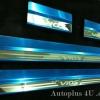 กาบบันได stainless แบบ 2 ระดับ all new vios 2013