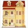 DIY fairy tale cottage home.. . บ้านหลังใหญ่ 3 ชั้น