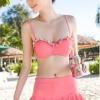 บิกินี่ Bikini-Fairy Colorful (Pink)