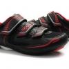รองเท้าปั่นจักรยานเสือหมอบ TIEBAO สีดำแดง : TB16-B1255_0206