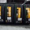 CONTINENTAL 245-45-17 MC5 MAX LOAD 690 KG TW340 ปี16 ราคาพิเศษ เส้น 3800 บาท